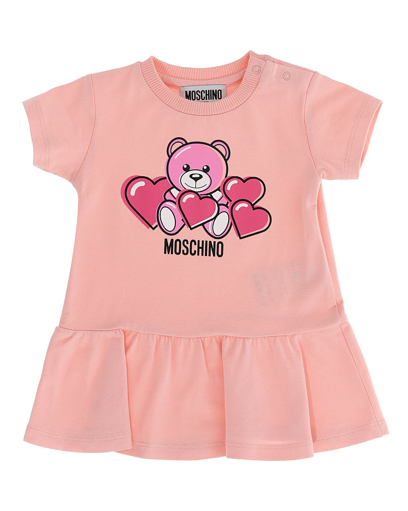 Baby Girls Pink Dress