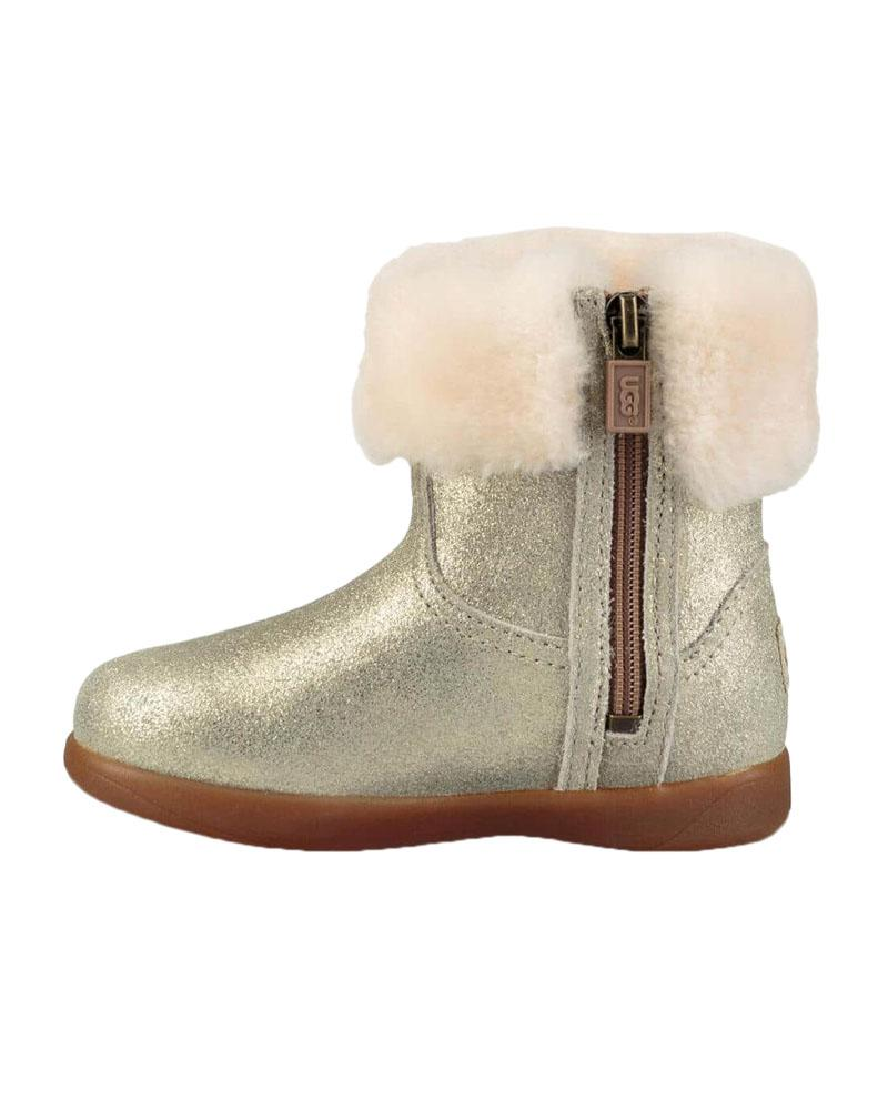Girls Gold Jorie II Boots