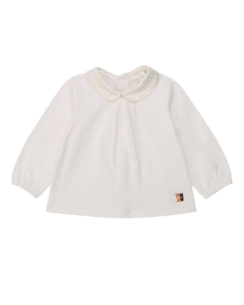 Baby Girls Ivory Top