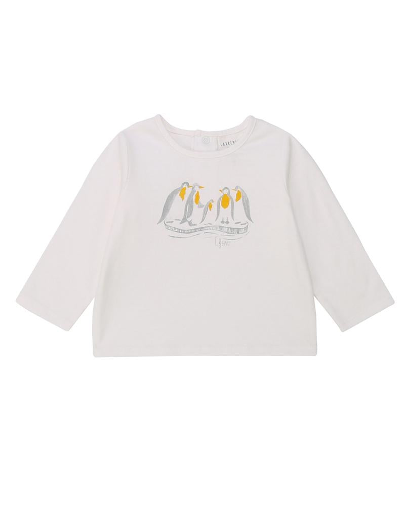 Baby Boys Ivory Top
