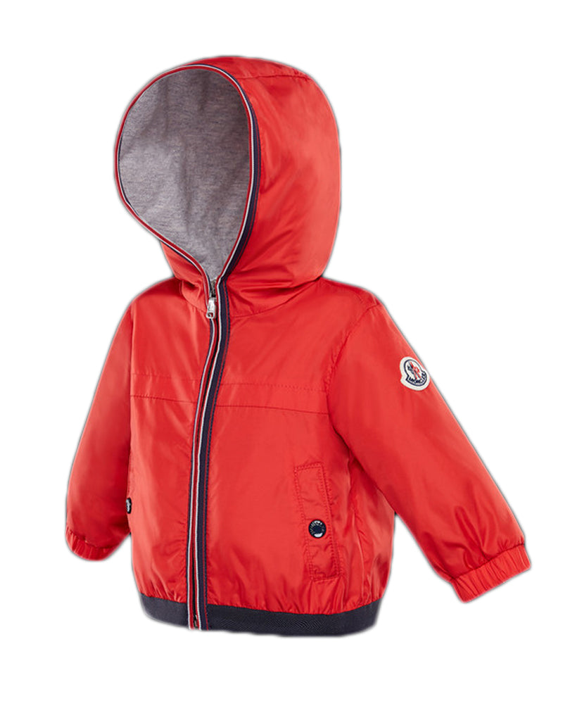 Baby Boys Red Anton Jacket