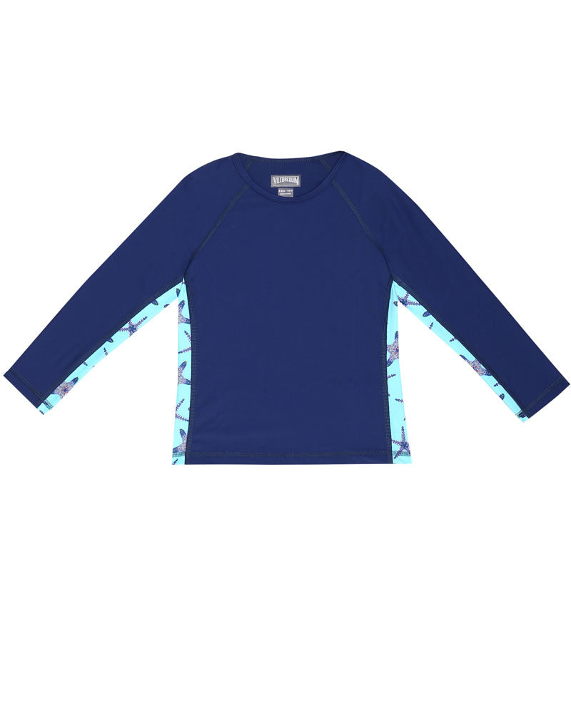Boys Navy Top