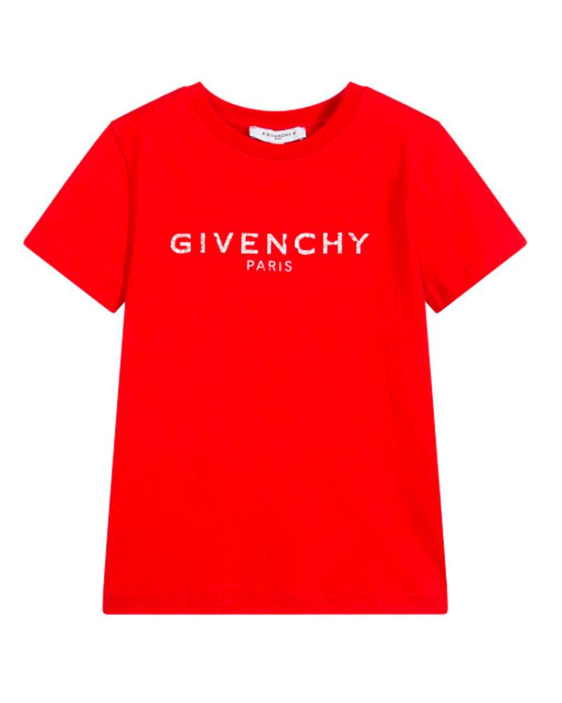Boys Red T-Shirt