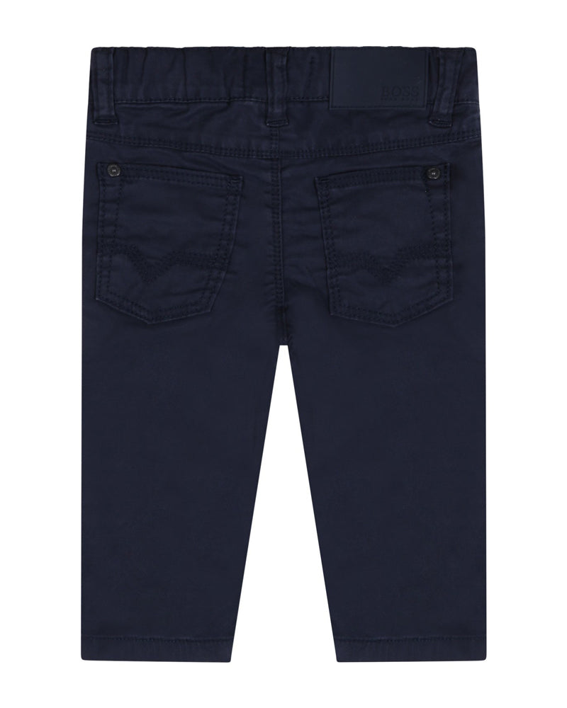 Baby Boys Navy Pants