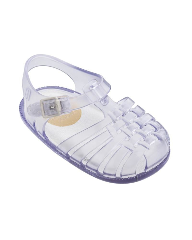 'My First Mini' Baby Silver Sandal
