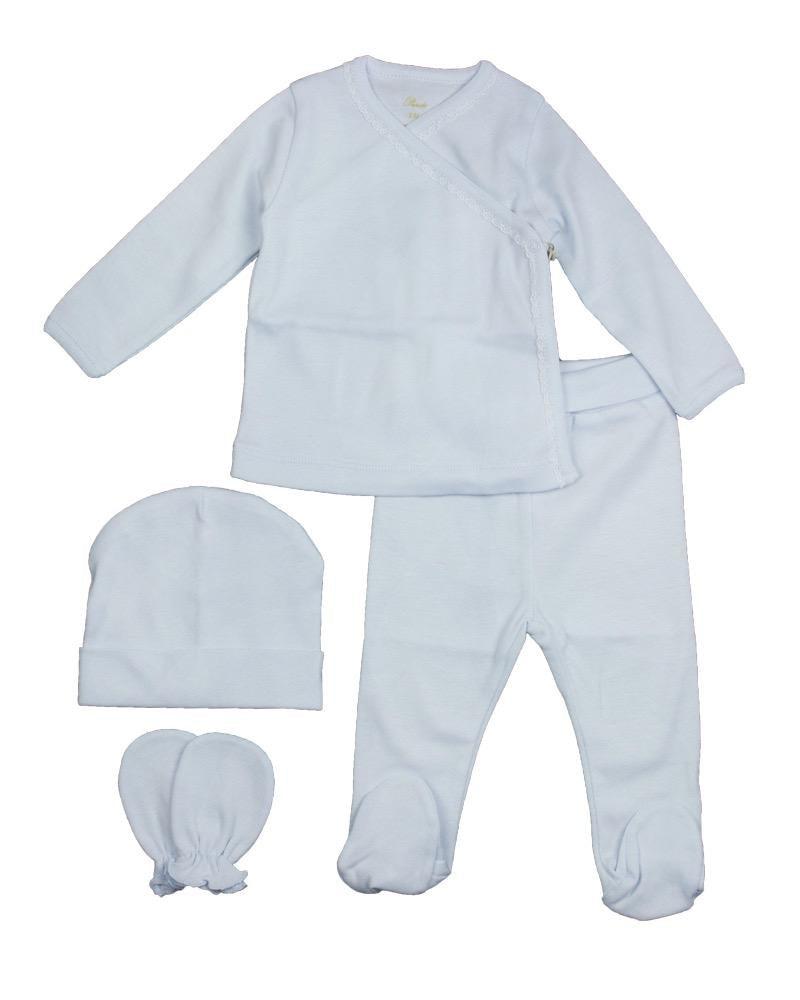 Baby Boys Blue Gift Set