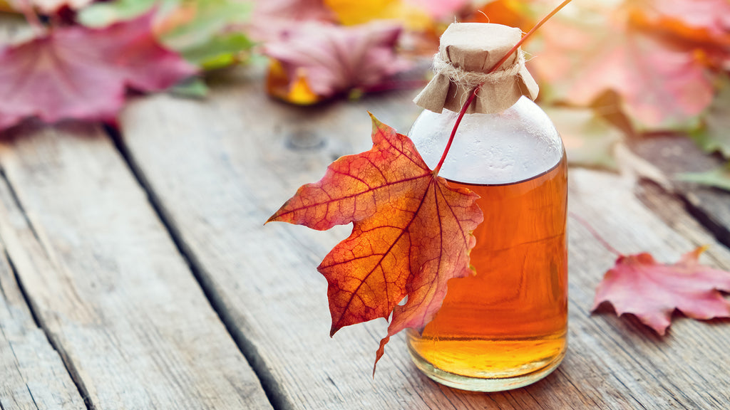 How to enjoy maple syrup in the fall