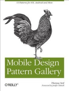 Libro Mobile Design Pattern Gallery