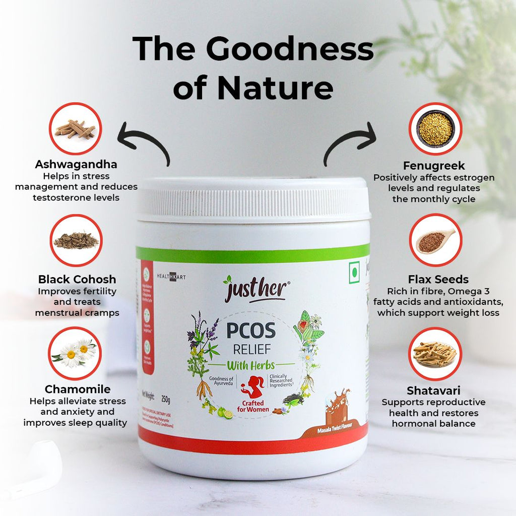 JustHer Collagen Builder with Herbs