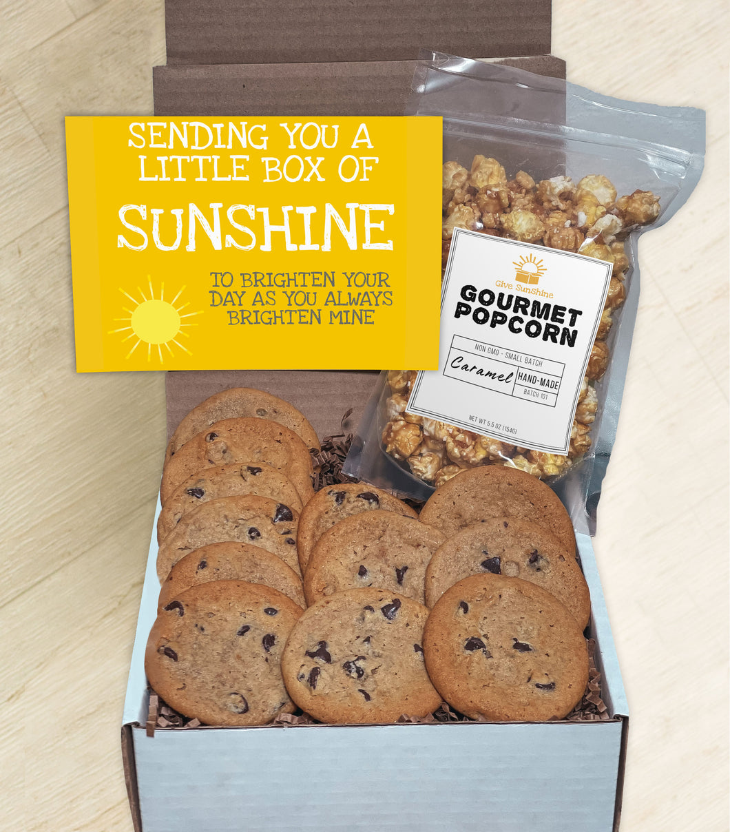 Sunshine Treats Box