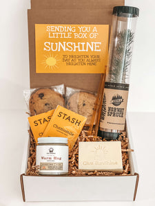 Growing Sunshine Box