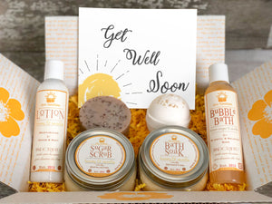 Deluxe Feel Better Box