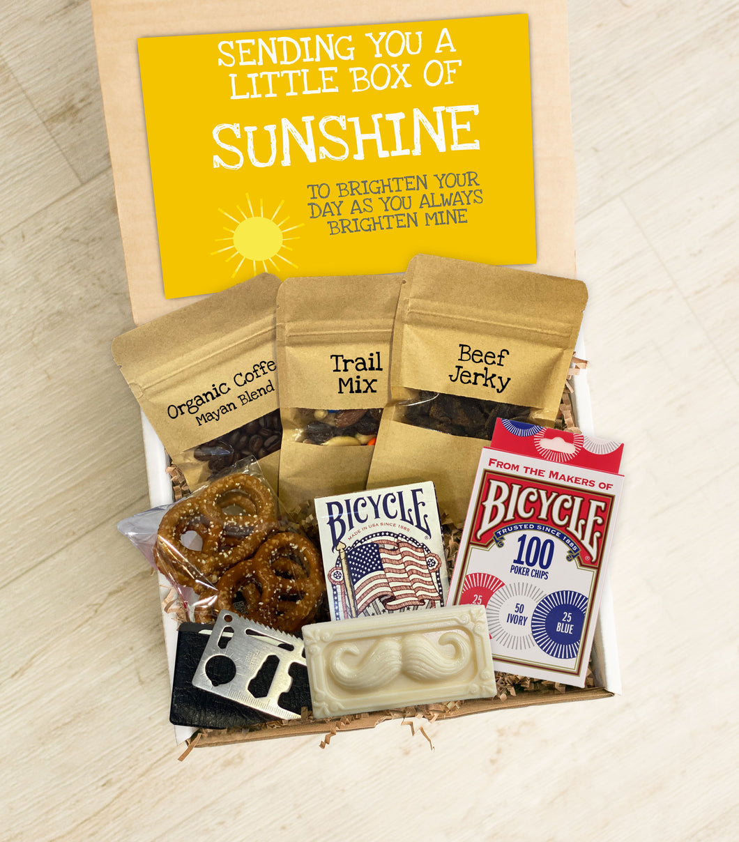 Guy's Sunshine Box