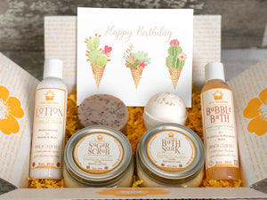 Deluxe Ice Cream Birthday Box