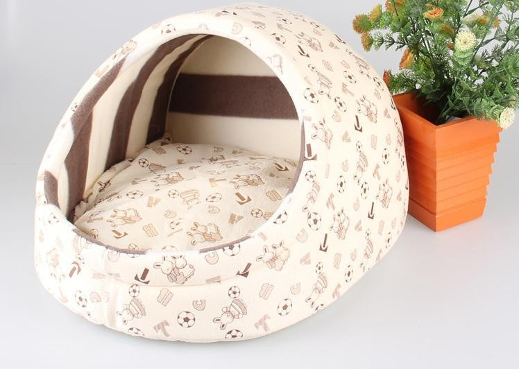 Colourful Comfortable Crib, Bed, Comfortable, Dog House, House, Kennel, Soft, Beds & Furniture, HappyDog, dogs