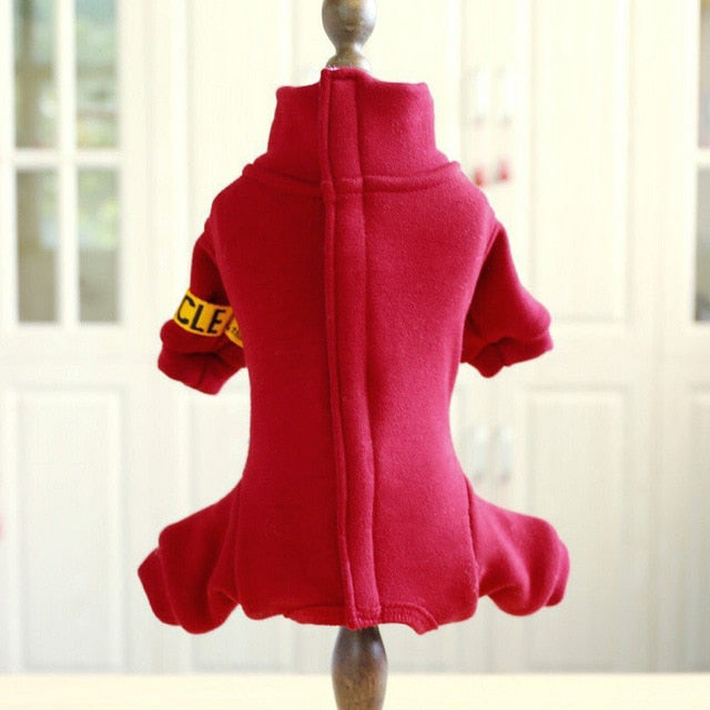 Jumpsuit Pajamas, Jumpsuit, Onesie, Sweater, Warm, Clothing, Shoes & Accessories, HappyDog, dogs
