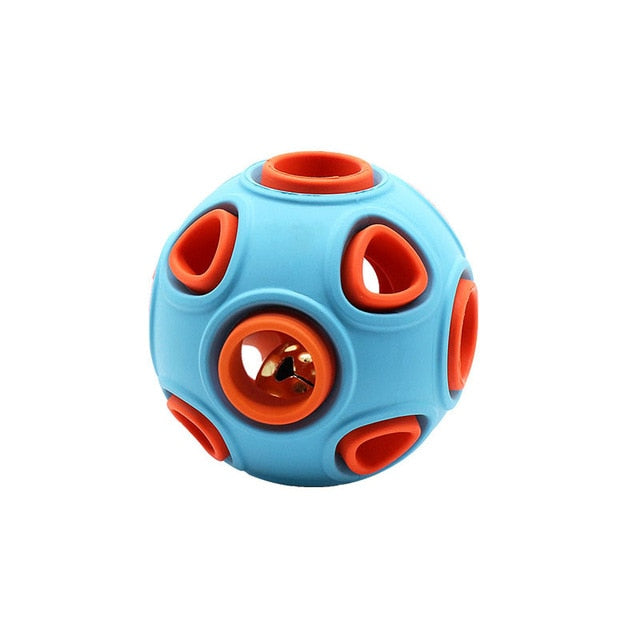 Smart Ball w/ Bell Inside, Ball, Slow Feeder, Toy, Treats, Toys, HappyDog, dogs