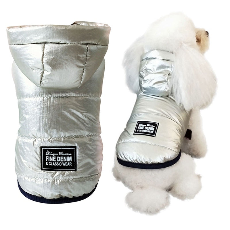 Galaxy Coats, Coat, Galaxy, Jacket, Silver, Trendy, Clothing, Shoes & Accessories, HappyDog, dogs