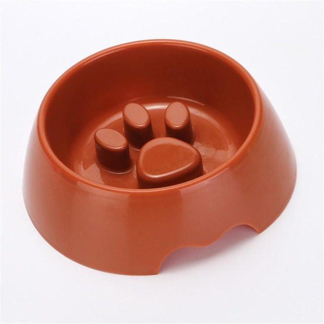 Smart Dog IQ Paw Bowl, Bowls, Food, IQ, Maze, Puzzle, Slow Feeder, Smart, Water, Bowls & Feeders, HappyDog, dogs