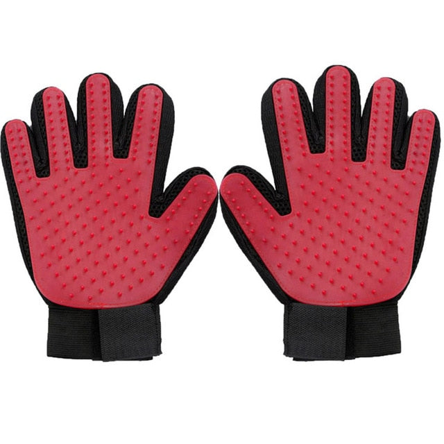 Basic Grooming Glove, Glove, Gloves, Grooming, Hair Remover, Pair, Grooming & Dental Care, HappyDog, dogs