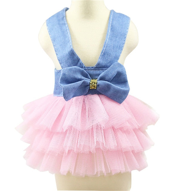 Tutu Dress, Dress, Skirt, Spring, Summer, Clothing, Shoes & Accessories, HappyDog, dogs