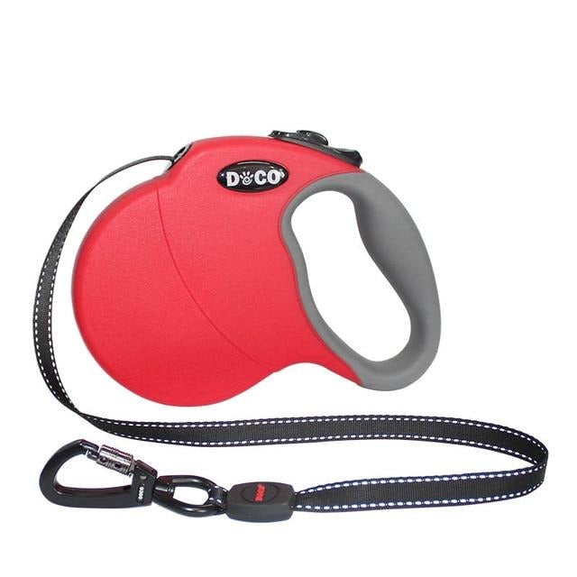 Premium Retractable Leash, Large, Leash, Retractable Leash, Collars, Harnesses & Leashes, HappyDog, dogs