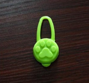 LED Flashlight Pendant, Bright, Flashlight, Glow, LED, Necklace, Neon, Pendant, Safety, Tag, Collars, Harnesses & Leashes, HappyDog, dogs