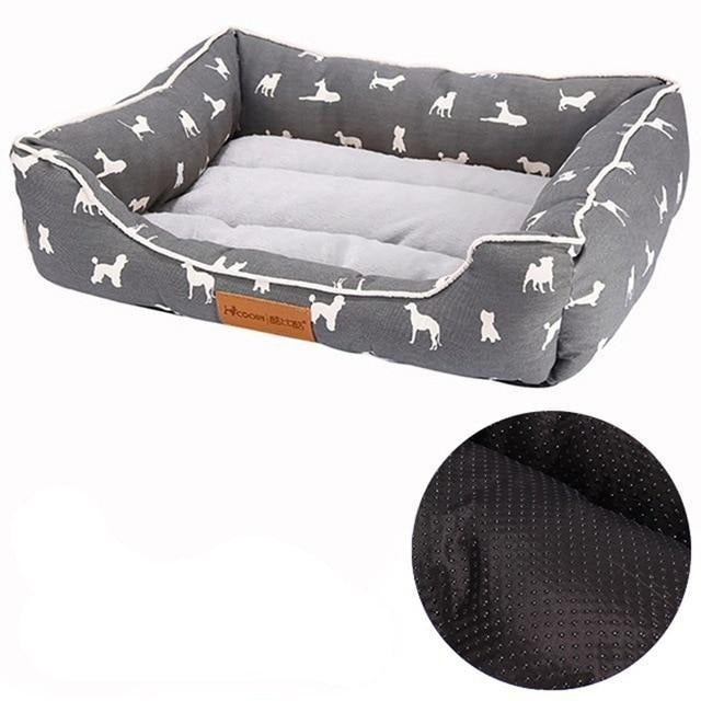 Super Comfy Plush Bed, Bed, Soft, Warm, Beds & Furniture, HappyDog, dogs