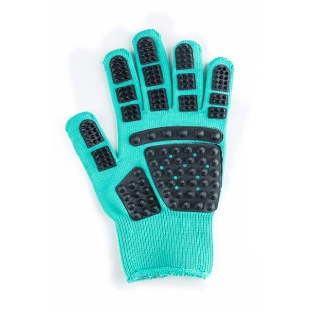 Tough Grooming Glove, Deshedding, Grooming Glove, Hair Remover, Massage, Massage Glove, Grooming & Dental Care, HappyDog, dogs