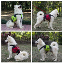Everyday Outdoor Backpack, Backpack, Bag, Camping, Cargo Jacket, Hiking, Pack, Saddle Bag, Saddle Bags, HappyDog, dogs