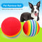 Rainbow Play Ball, Ball, Colours, Rainbow, Toys, HappyDog, dogs