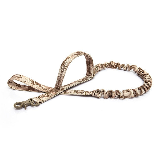 Military Tactical Bungee Leash