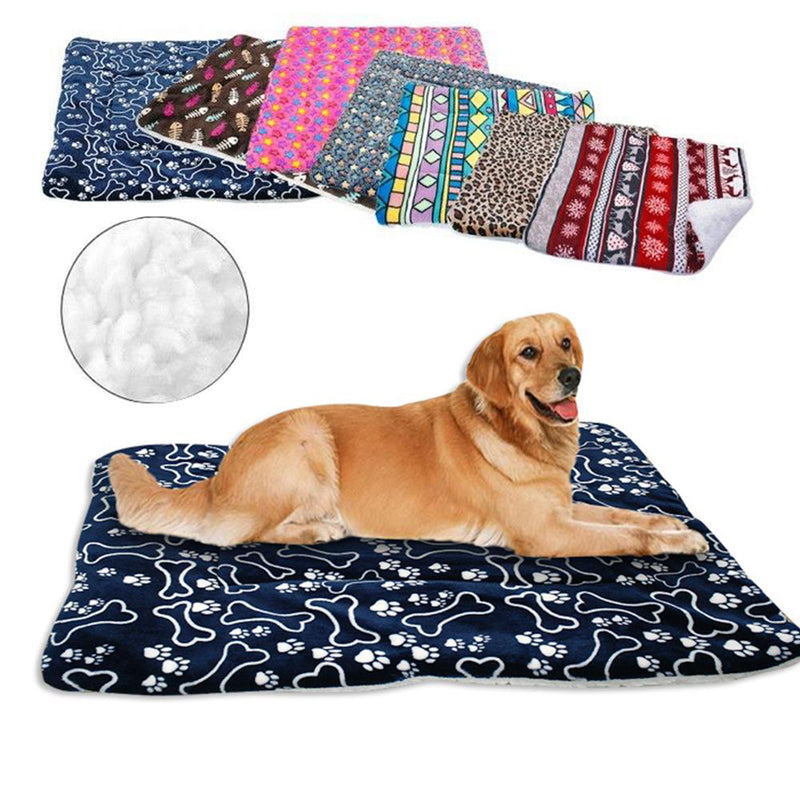 Warm Soft Fleece Pad, Bed, Cover, Mat, Pad, Beds & Furniture, HappyDog, dogs
