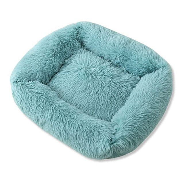 Super Soft Square Fluff Bed