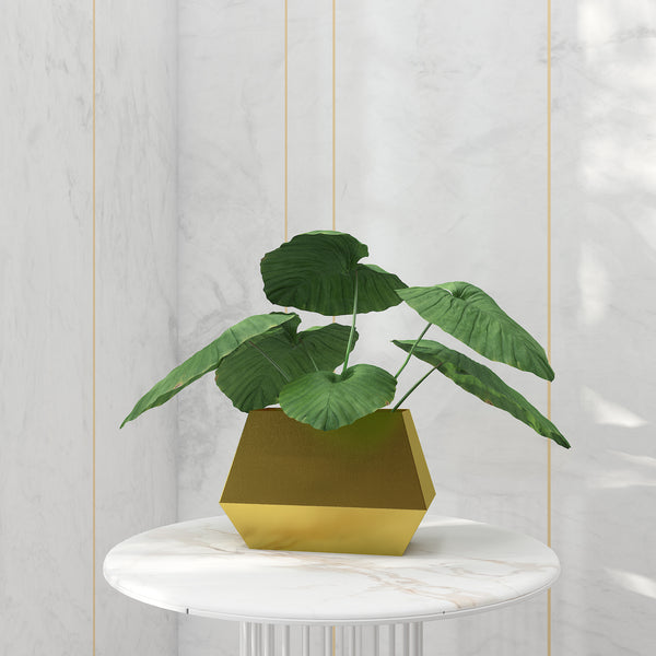 Gaba Planter - Gold Family