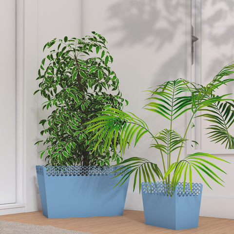 Voynet Planter Pot Family - Light Blue