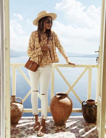 HAT TRICKS: SIX STEPS TO KEEP YOUR PANAMA IN SHAPE AND STYLE