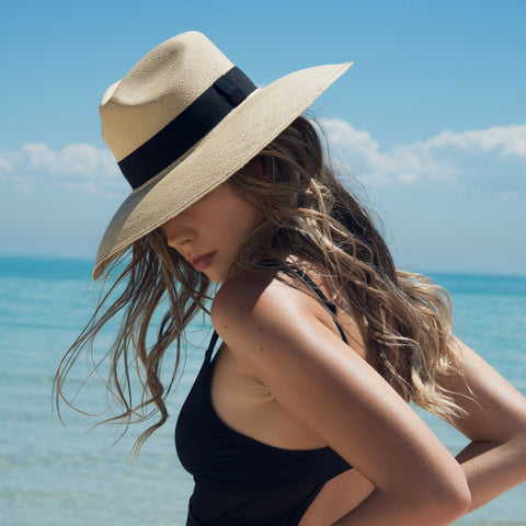 read about G.Viteri fair trade hats with style