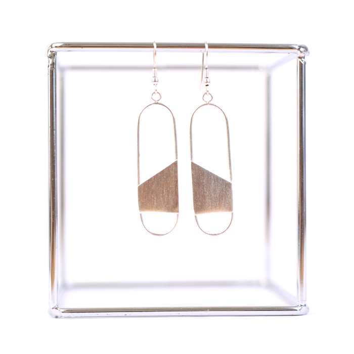 ALAINA EARRINGS - SILVER