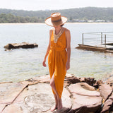 Shop G.Viteri panama planter hat in Honey at Sunday Tracker .jpg