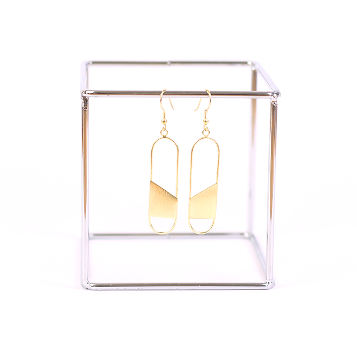 ALAINA EARRINGS - GOLD