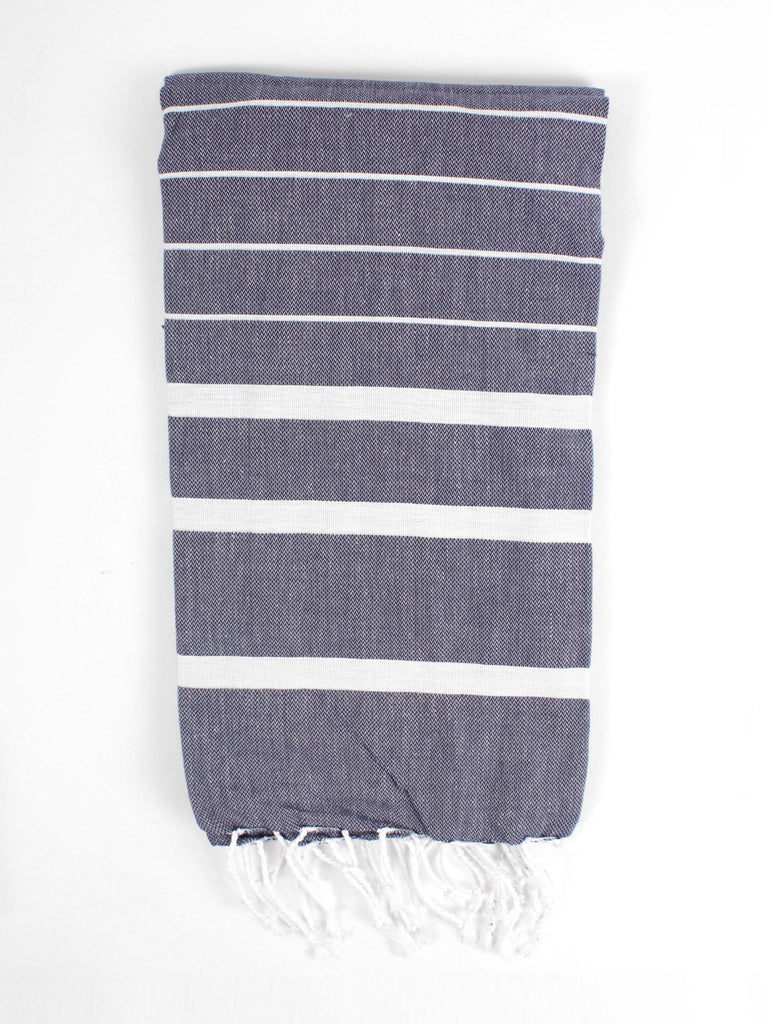 Ibiza Summer Hammam Towel in Indigo