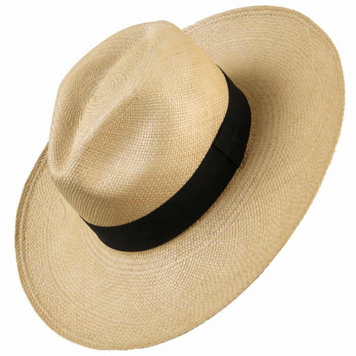 The Shade Natural Panama Hat