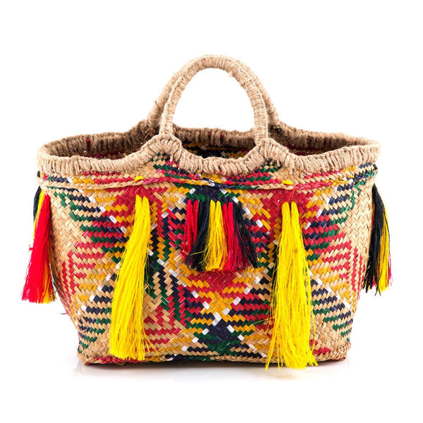 Viai Basket Handmade in PNG