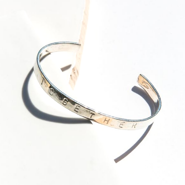Together Bracelet - Silver