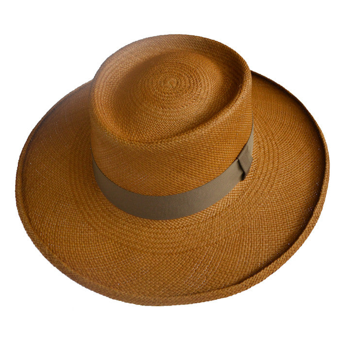 g viteri sunday tracker panama hat Planter Honey
