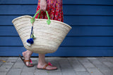 Shop Moroccan Baskets at Sunday Tracker