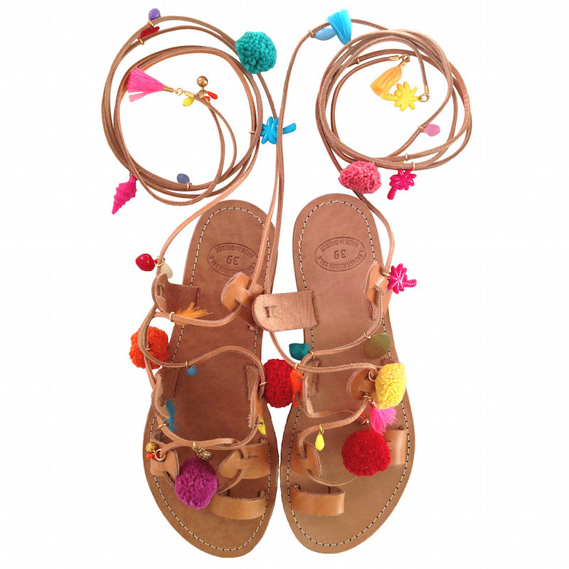 pom-pom-charm-greek-sandals-sunday-tracker-