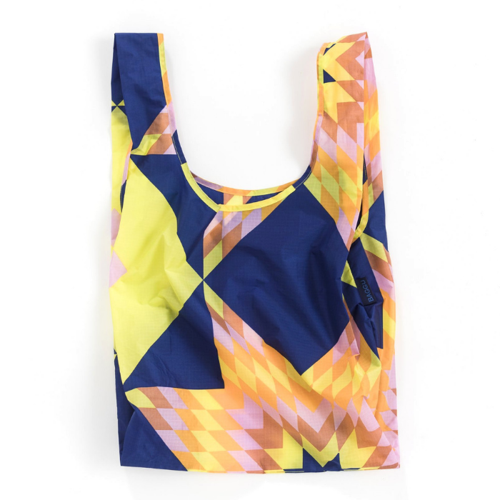 Sunday Tracker | The Ethical Fashion Store | Baggu Tote Bag | Quilt Star