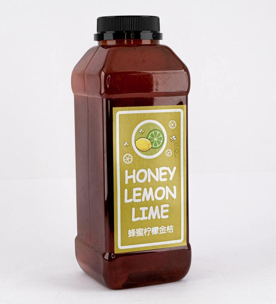 Honey Lemon Lime